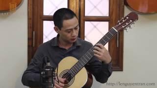 [LNT Guitar] Silent Night (Đêm Thánh Vô Cùng) - GV. Nguyễn Thái Bình
