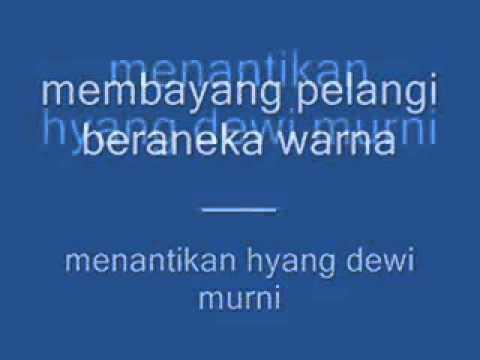 Lagu Keroncong Terpopuler - Dewi Murni
