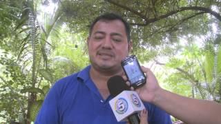DIPUTADO DEL PCN ENTREGA ABONO A AGRICULTORES DE SAN FRANCISCO MENENDEZ