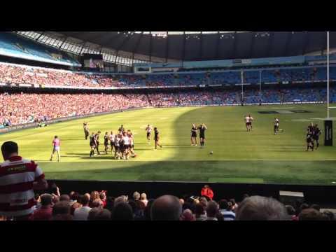 Magic Weekend 2013 Huddersfield Giants   Bradford Bulls