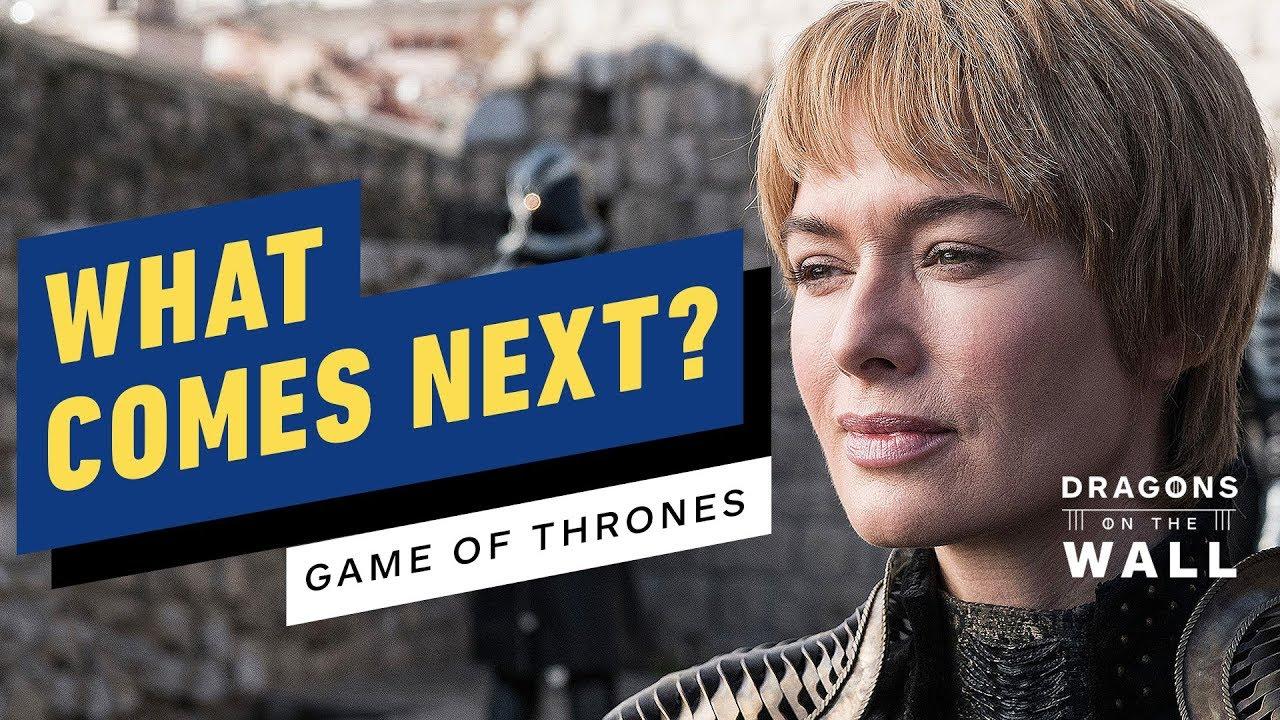 Game of Thrones: Was zum Teufel passiert jetzt? - Drachen an der Wand + video