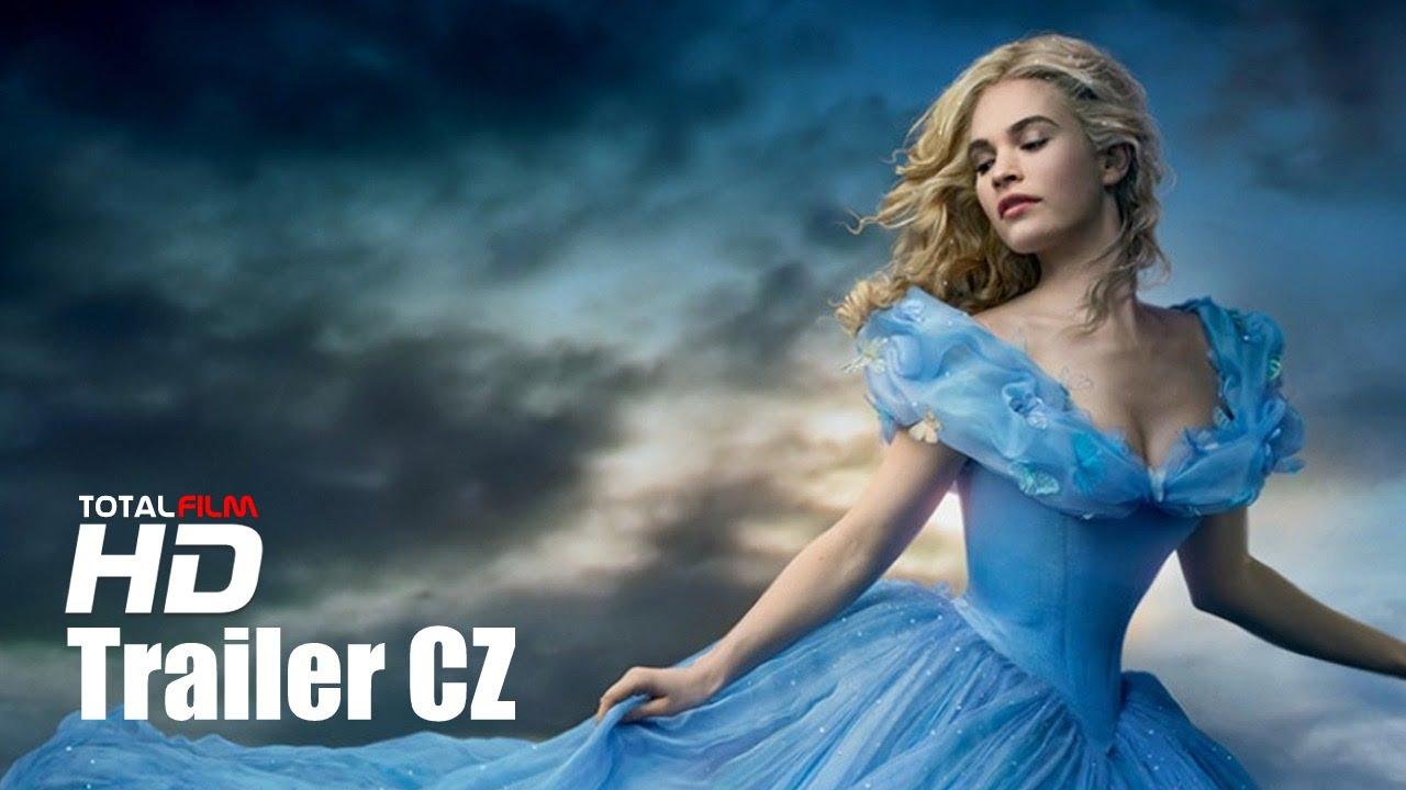 Popelka (2015) CZ HD dabing trailer