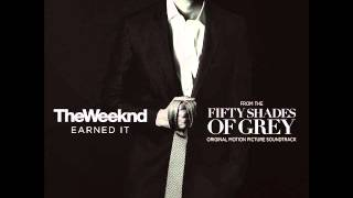 Earned it - The Weeknd (FiftyShades Soundtrack) thumbnail