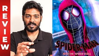 Spiderman Review by Maathevan | Spider-Man: Into the Spider-Verse Review