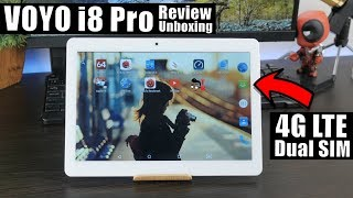 VOYO i8 Pro REVIEW & Unboxing: Best 10.1 inch Tablet of 2018 under $200?