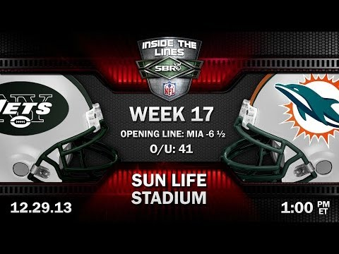New York Jets Vs Miami Dolphins NFL Week 17 Preview | 2013 NFL Picks W/ Jeff Cadillac, Peter Loshak