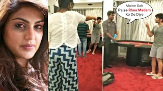 Sushant Singh Rajput VOICE Can Be Heard In This Viral Video Of His Staff Supporting Rhea Chakroborti