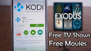Stream Movies & TV Shows on Android for FREE - (Kodi with Exodus)