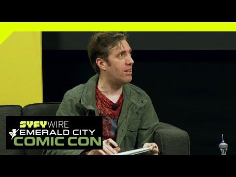 WATCH ECCC: Todd Nauck draws Spider-Ham