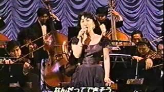I COULD HAVE DANCED aLL NIGHT 踊りあかそう Ryoko Moriyama 森山良子.