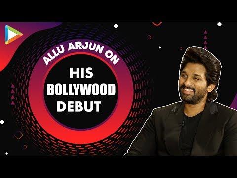 Allu Arjun on working with Salman Khan & his Bollywood Debut | Dealing with Failures | SRK | Akshay