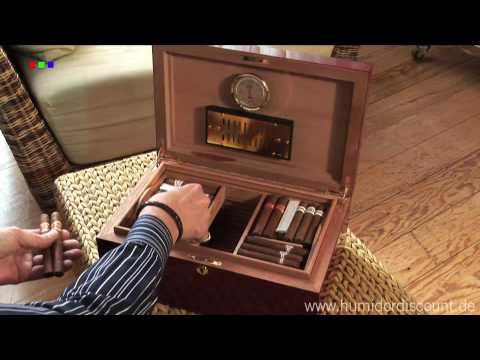 Zigarren Humidor richtig einrichten - Hygrometer kalibireren & Befeuchter richtig befüllen from YouTube · Duration:  1 minutes 54 seconds