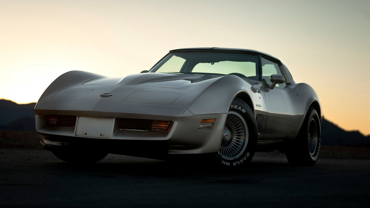 All American Chevy >> 1982 Chevrolet Corvette Collector Edition -Test Drive
