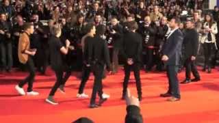 �������� ���� Psy Gangnam Style + One Direction in Cannes with NRJ Music Awards 2013 ������