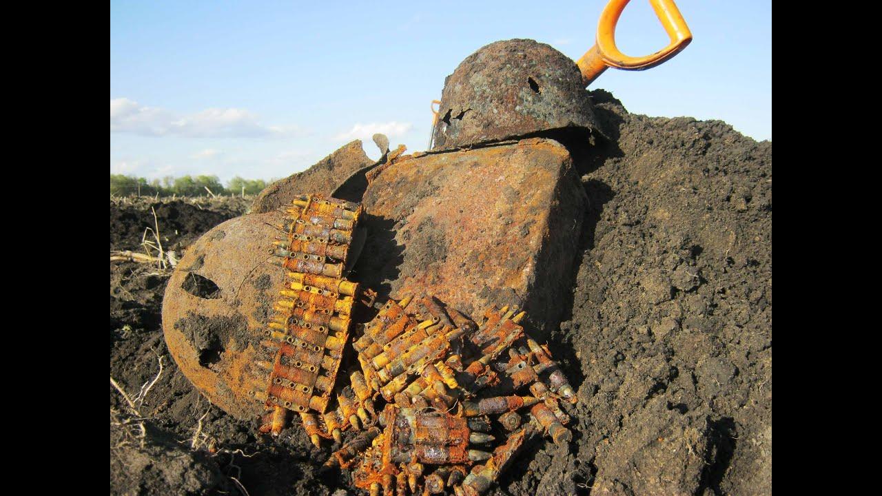 Excavation in fields of world war ii the film 15 - youtube.