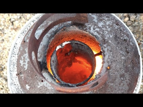 Thumbnail: How to Make an Aluminum Foundry - Backyard Scientist