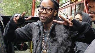 2 Chainz Talks Tension With Ludacris, Hating NYCs Benihanas, Healthy Lifestyle vesves More