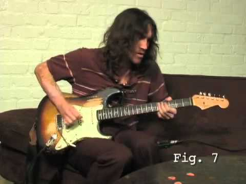 John Frusciante Private GW Magazine Lesson/Interview July 2006