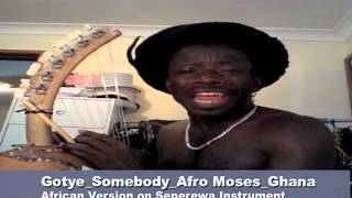 Gotye_Somebody_Afro Moses African Version