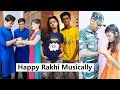 Happy Rakhi Musically | Mrunal, Avneet Kaur, Twins, Sanket Mehta and More