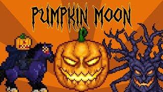 Poradnik Terraria 1.2.1 - Pumpkin Moon
