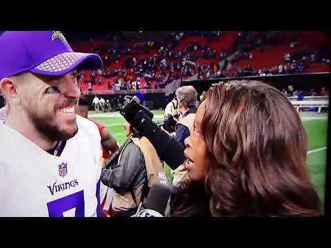 """Pam Oliver """"freaking"""" interview."""