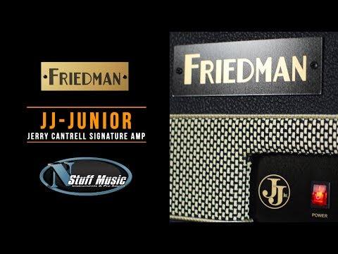 Friedman JJ-Junior - Jerry Cantrell 20-Watt Signature Head - In-Depth Demo!!