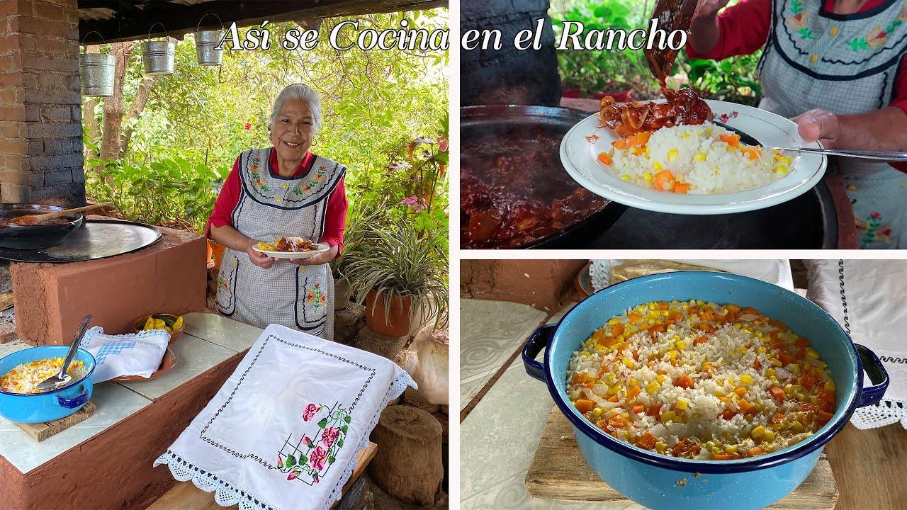 Download ¡Nomás Probaran! Pollo al Pastor para Fiestas Así se Cocina en el Rancho