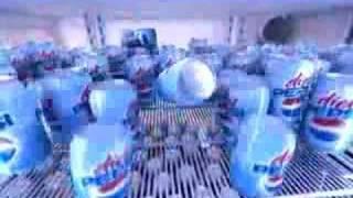 Spot diet Pepsi fiesta supermercado