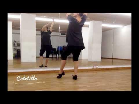 100 Suscriptores! - Bailando letra de Alegrías de Cadiz - Baile Flamenco
