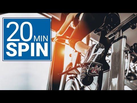 20 Minute FREE Beginner Spin Class