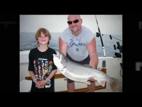 Lake Ontario Fishing Charters Rochester - Call 585-698-5238