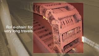 VOTW-igus® systems within brickworks.