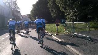 Atos Tour 2011 - Riding for Charity