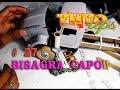 TUTOtips REPLI-CART #27 BISAGRAS PARA EL CAPÓ O COFRE  (KW T800)