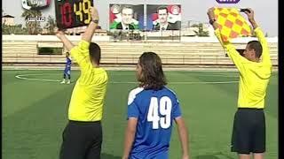 ملخص و اهداف مبارة الفتوة و جبلة .... دوري الدرجة الاولى