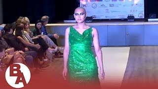 Cancer survivors join fashion fundraiser to support medical mission in the Philippines