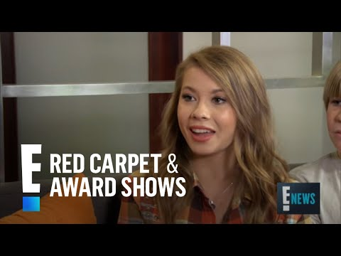Bindi Irwin Gushes Over Boyfriend Chandler | E! Live from the Red Carpet