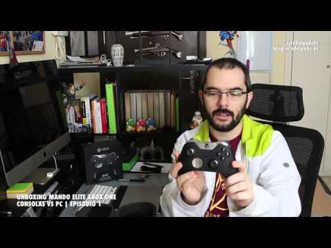 UNBOXING MANDO ELITE XBOX ONE | Me paso a PC | EP1 | Jota Delgado