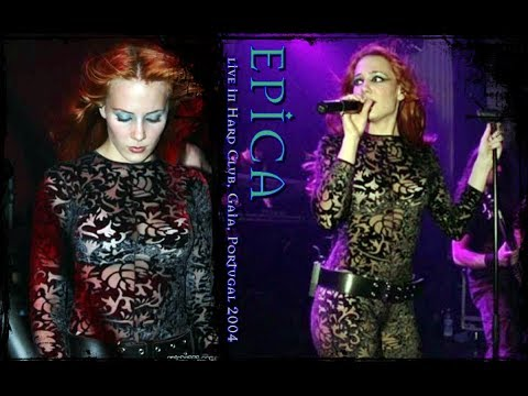 Epica - live in Hard Club,V N Gaia, Portugal 2004 (Audio Dubbing)