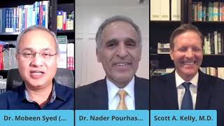 Leronlimab Talk with Dr. Nader Pourhassan and Scott Kelly of CytoDyn