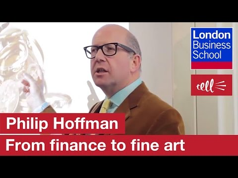 Philip Hoffman: How we built the largest art investment firm