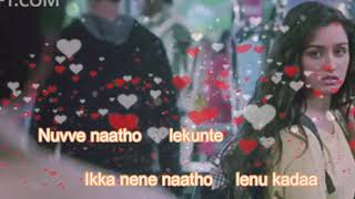 Aashiqui 2 Sad love song status videos   Telugu Whatsapp Status video songs