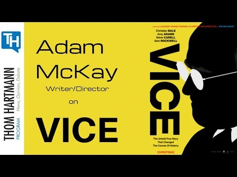 VICE : How Bad a Criminal was Dick Cheney? (w/ Adam McKay)