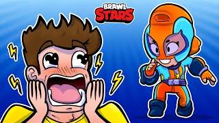 MAKS! JUŻ W GRZE!  - BRAWL STARS