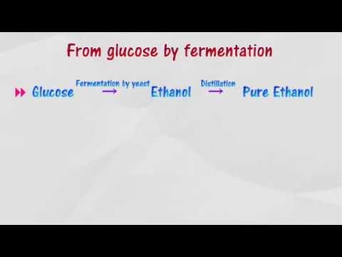 Production of ethanol