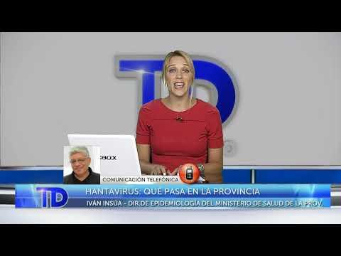 Hantavirus: qué pasa en la provincia