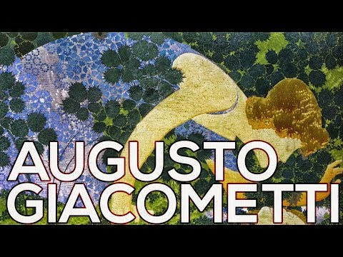 Augusto Giacometti: A collection of 132 works (HD)