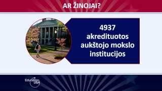EducationUSA / Bakalauro studijos JAV: Kaip rinktis?