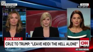 Former Cruz Comms Director Goes Off on Trump Supporter When She Drops Unverified Rumor on CNN thumbnail